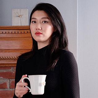Us Two Tea founder: Maggie